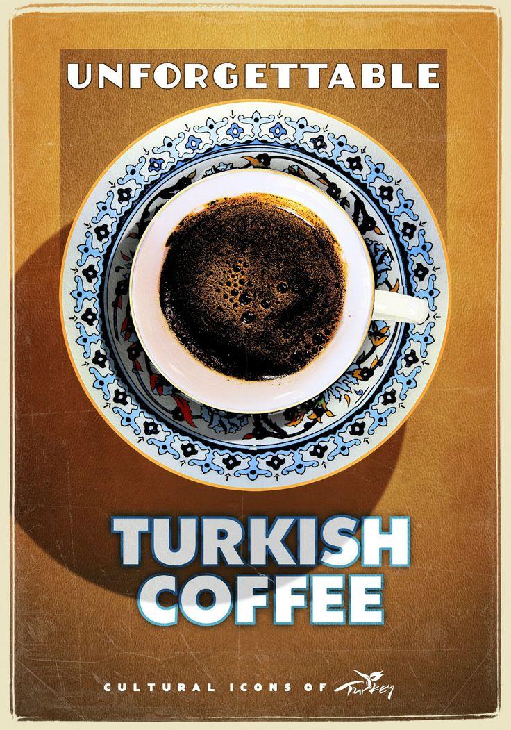 Türk Kahvesi - Turkish Coffee
