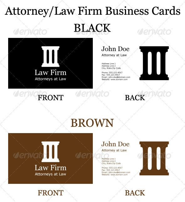 Attorneylaw firm business cards legal advisor business cards and attorneylaw firm business cards legal advisor business cards and business reheart Choice Image