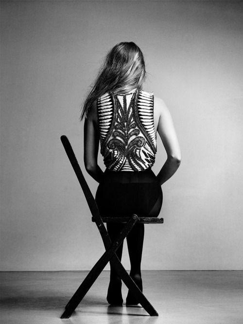 Léa Seydoux by Bryan Adams for Zoo Magazine #34 Spring 2012