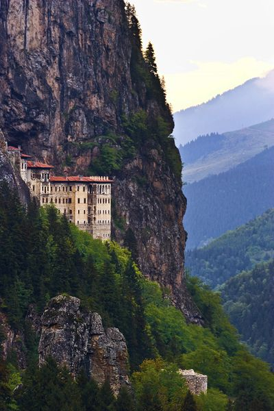Sümela Monestary, Trabzon, Turkey