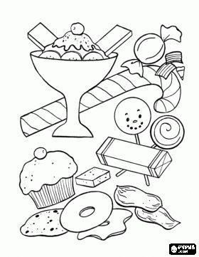 malvolage mais    Ausmalbilder Süßigkeiten malvorlagen , malvorlagen Süßigkeiten ...