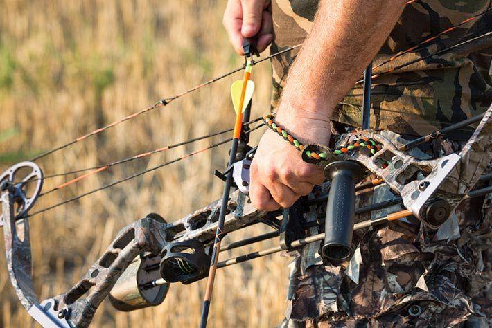 archery release