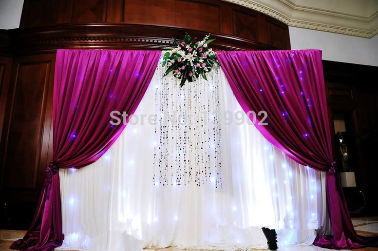 Google All Elegant Backdrops: 69 Best Images About Head Table Backdrops On Pinterest