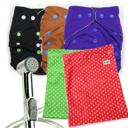 Baby Half Off - Maci Grace Cloth Diapers, Wet Bags and Diaper Sprayers