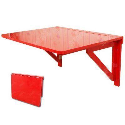 M s de 1000 ideas sobre mesas plegables de madera en - Mesas escritorio plegables ...