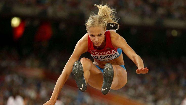 Rio 2016 - Olympics - Rio 2016: CAS clears Klishina for long jump