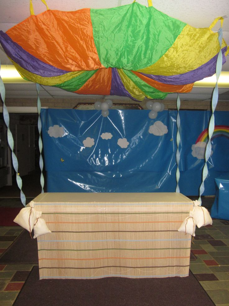 Classroom Design For The Blind ~ The best hot air balloon classroom theme ideas on