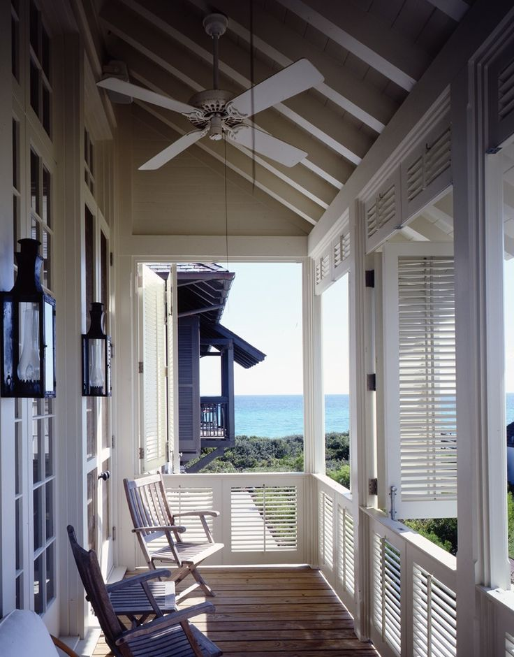Gulf porch by mcalpine tankersley (light fixtures)