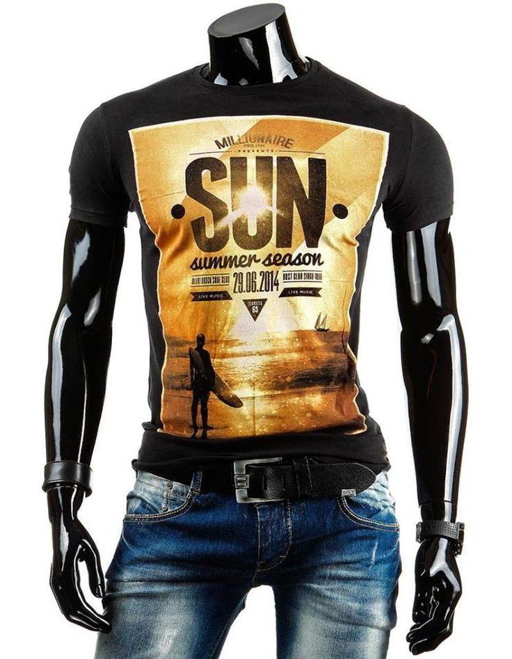 Piękne słońce dziś mamy: http://dstreet.pl/product-pol-3677-T-shirt-rx0911-.html  #dstreet #t-shirt #koszulka