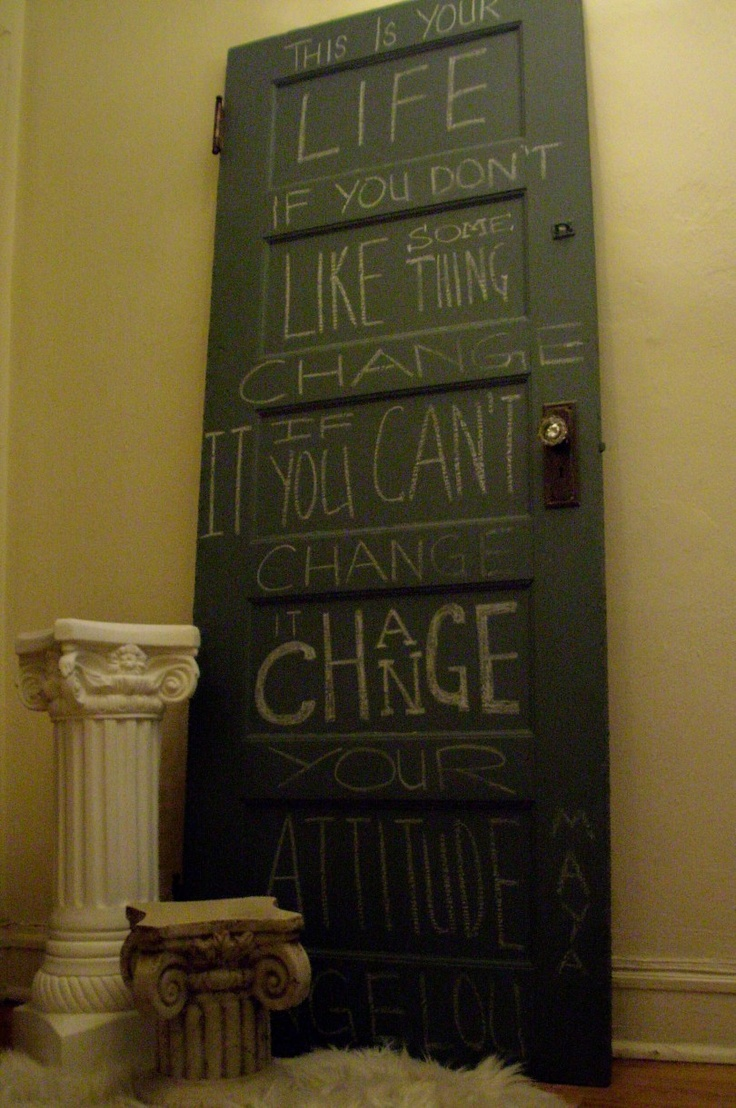 25 best Paint it! With Chalkboard Paint images on ...