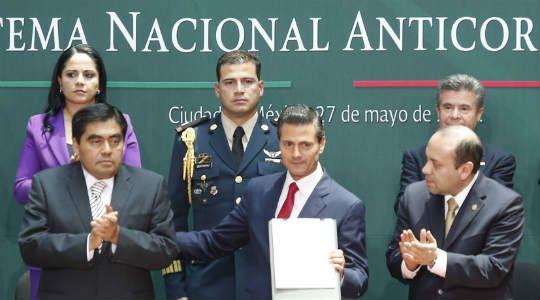 Sistema Nacional Anticorrupción. Entre corrupción y conflictos deinterés