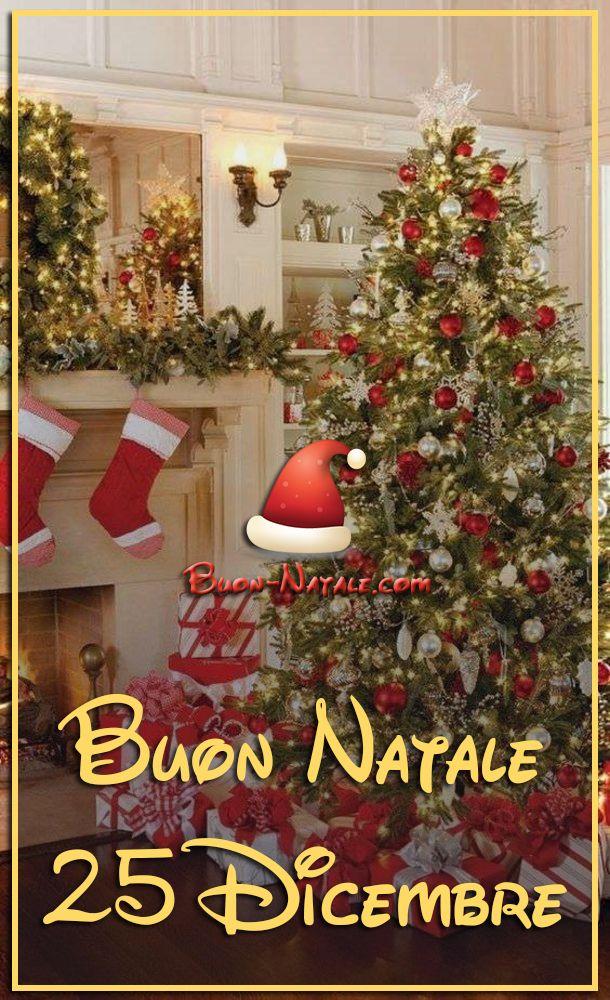 Immagini Buon Natale Whatsapp.Buon Natale 25 Dicembre Immagini Per Whatsapp Buon Natale