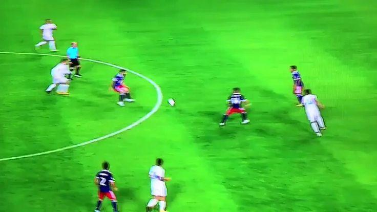 Mateo Kovačić wonderful skill vs MLS All Stars