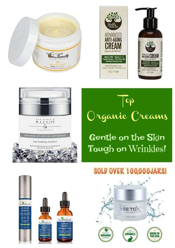 Best Organic Anti Aging Skin Care Face Creams And Products Antiaging Wrinkles Skincar Organic Anti Aging Skin Care Organic Anti Aging Anti Aging Face Cream
