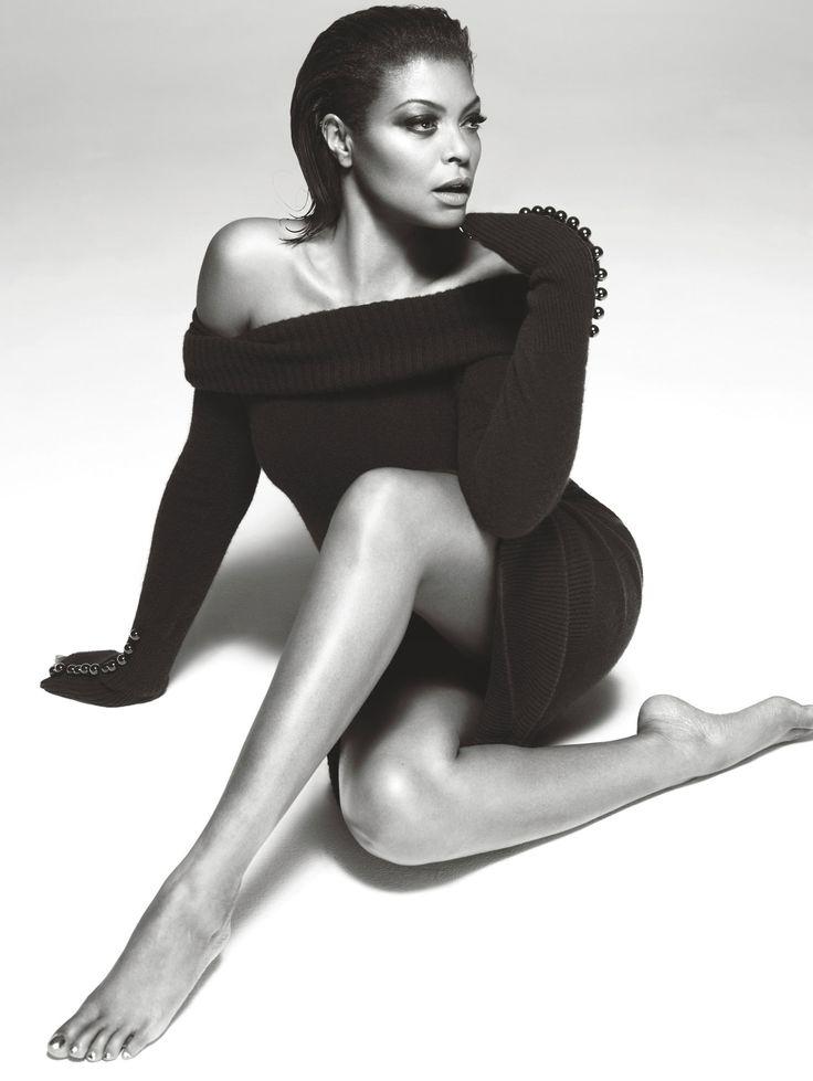 Taraji P. Henson Has Found her Sweet Spot - Taraji P. Henson-Wmag