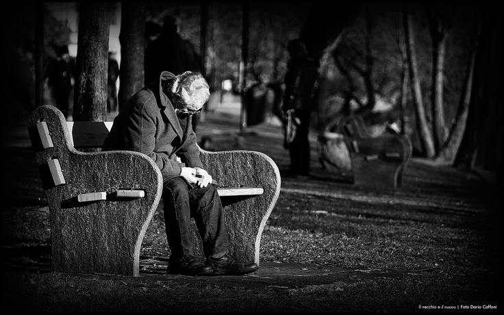 Il vecchio e il nuovo | Dario Caffoni Photographer  $10 HD image