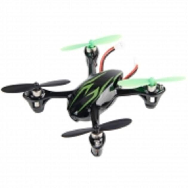 Hubsan X4 H107C Upgraded 2.4G 4 Channel RC Quadcopter With 2MP Camera RTF Green& #Hubsan