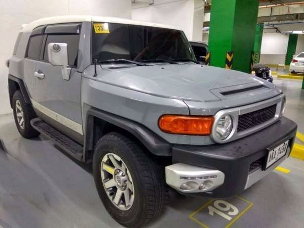 Rush Sale First Owned 2015 Toyota FJ Cruiser All Original Well Maintained Must See Call 09175287233 for more info or click Photo for price #toyota #fjcruiser #toyotalandcruiser  #toyotafjcruiser Please LIKE, LOVE and SHARE this Best Buy SUV .. Thank You