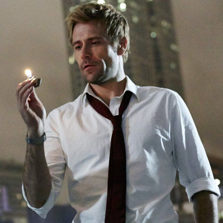 Pin for Later: How Similar Will the New Constantine TV Show Be to the Comic Books?