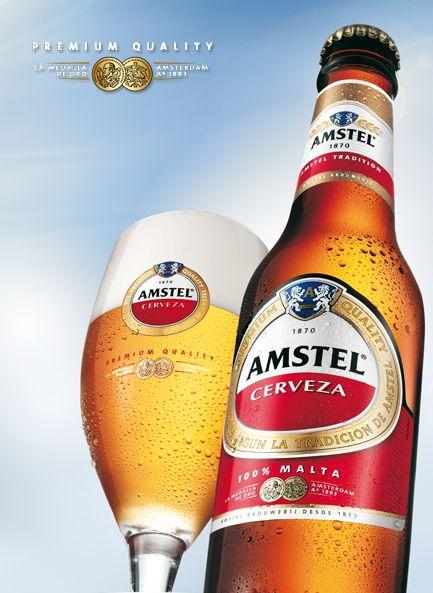 Cerveza Amstel - PRODUCTOS FAYOS