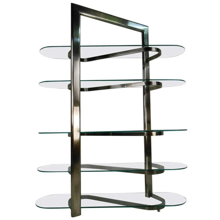 41 best mid century etagere display and shelving images on pinterest open shelving shelves. Black Bedroom Furniture Sets. Home Design Ideas