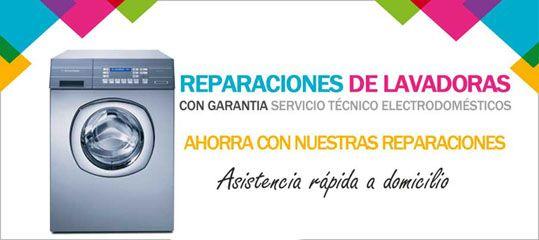 Servicio técnico Aspes Lavadoras, precios rebajados