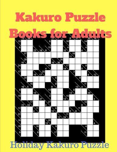 Kakuro Puzzle Books for Adults:Holiday Kakuro Puzzle (Volume 1)