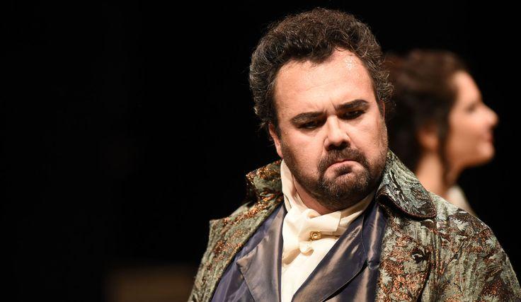 Roberto De Candia (Il Conte di Almaviva) - foto di Roberto Ricci