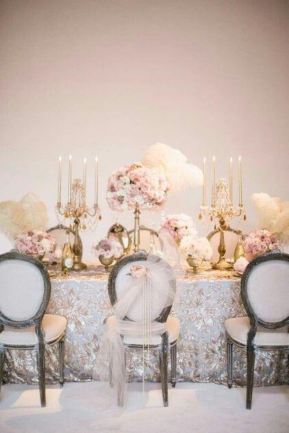 Elegant table decor #mylondonweddingplanner
