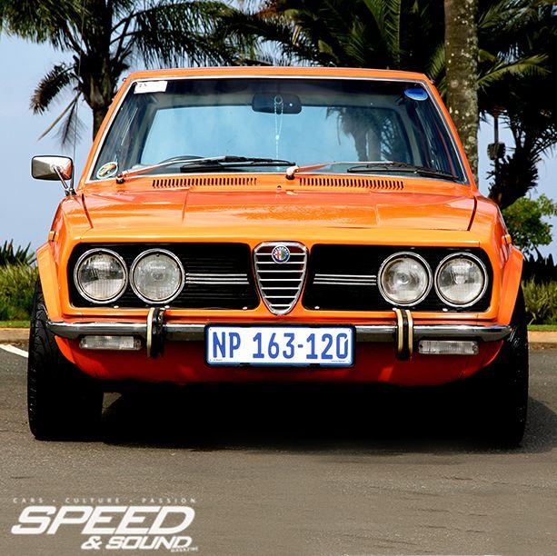 Ottimo, Alfa Romeo Alfetta