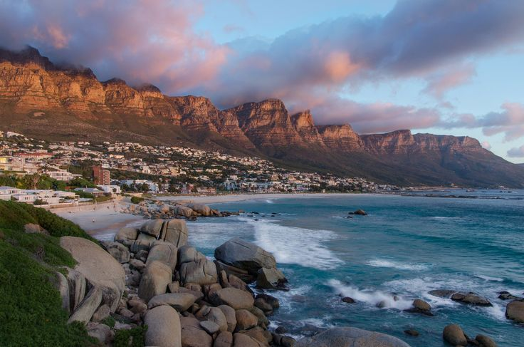 Camps Bay, South Africa. #travel-paradise divine africe
