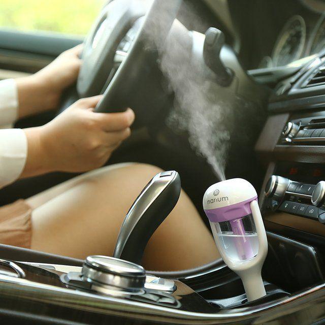 Car Humidifier by Nanum #Car, #Healthy, #Humidifier
