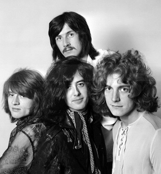 McGahey's McMusings: The Thirty Greatest Led Zeppelin Songs, Part 2: Numbers 11-20