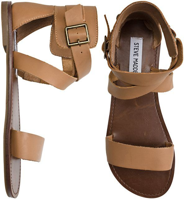 STEVE MADDEN BETHANY SANDAL. i have been looking EVERYWHERE for something like this. omg. FINALLY.