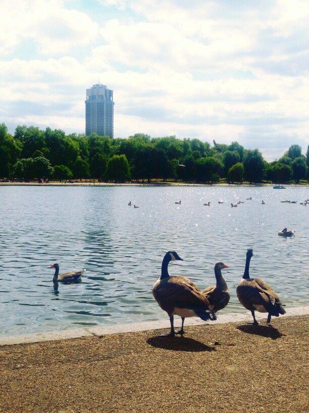 London, Hyde Park