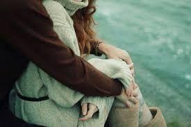 Resultado de imagen para parejas abrazadas