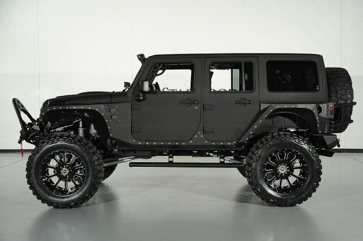 2014 Jeep Wrangler Unlimited Full Metal Jacket FMJ Dallas, Texas | Starwood Motors