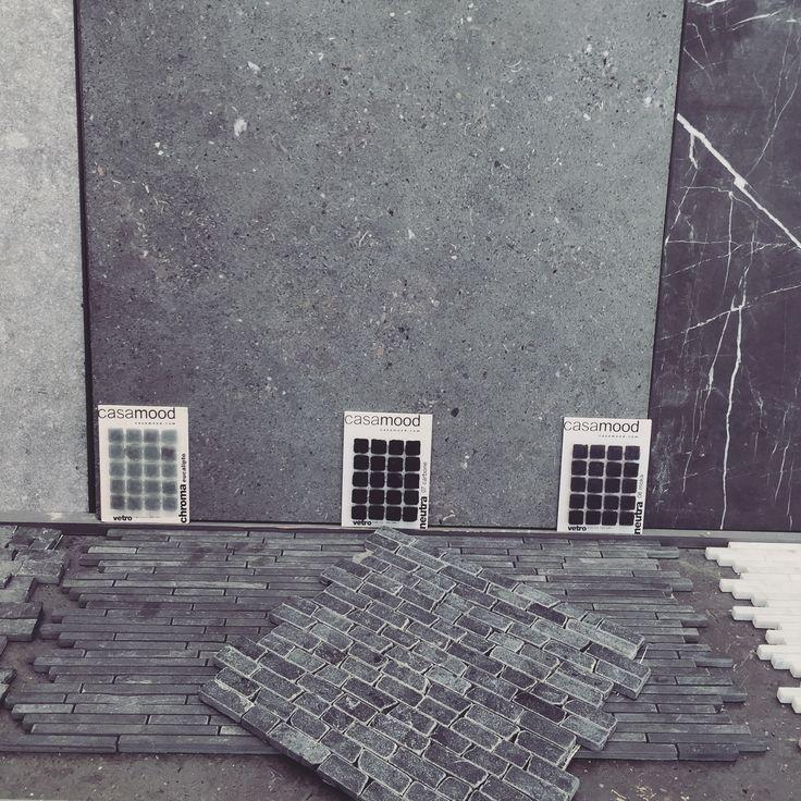 Fliser | mosaikk | inspirasjon | naturstein | kalkstein | gulv | gang | kjøkken | baderom | stue  -  Tiles | mosaic | inspiration | ideas | natural stone | limestone | floor | entrance | kitchen | bathroom | living room