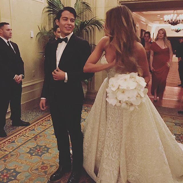See Sofia Vergara And Joe Manganiellos Stunning Wedding Pictures