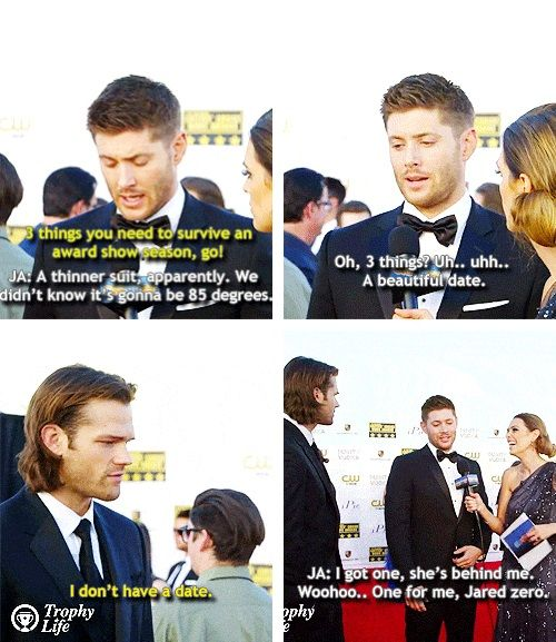 asics hockey shoes nz  Gifs  Jared and Jensen still Sam and Dean irl xD