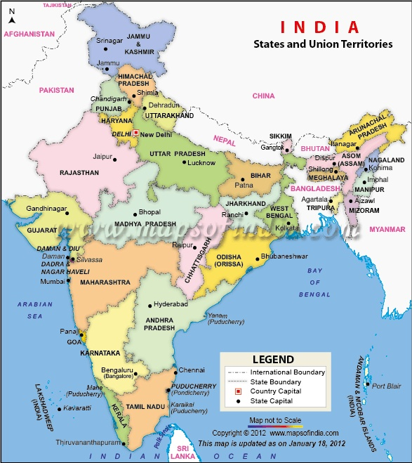 The 25 best Map of india ideas on Pinterest  India map India