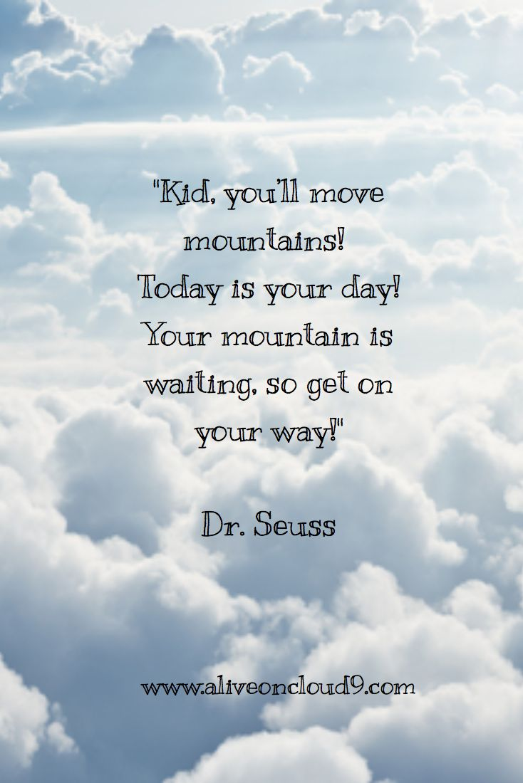inspirational quote, Dr. Seuss   Quotes deep meaningful ...