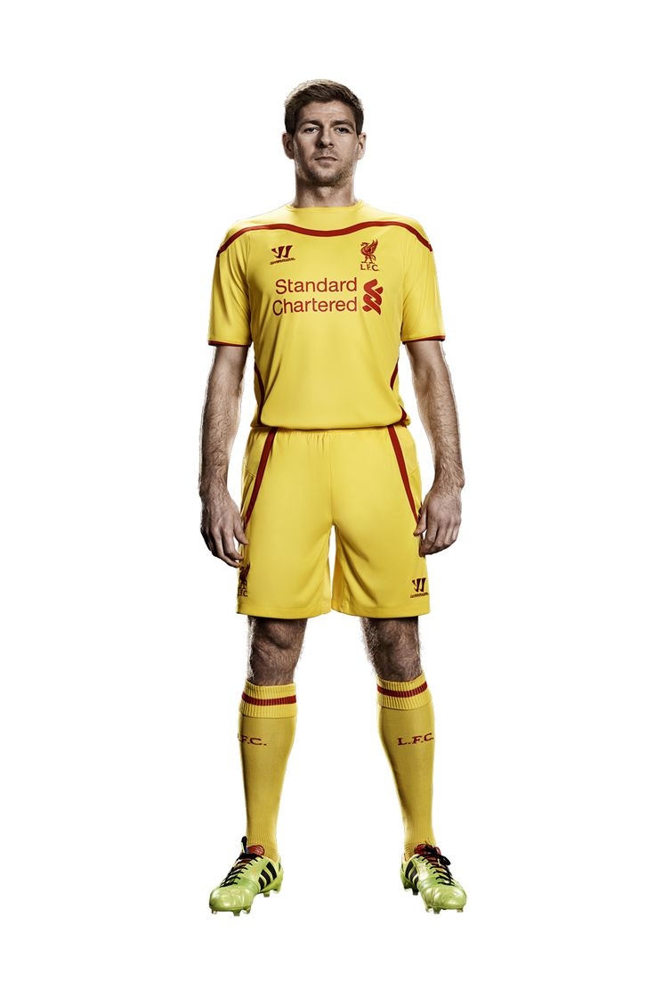 0826899f7fd ... lfc today revealed their brand new warrior away kit for the 2014 15  season. visit