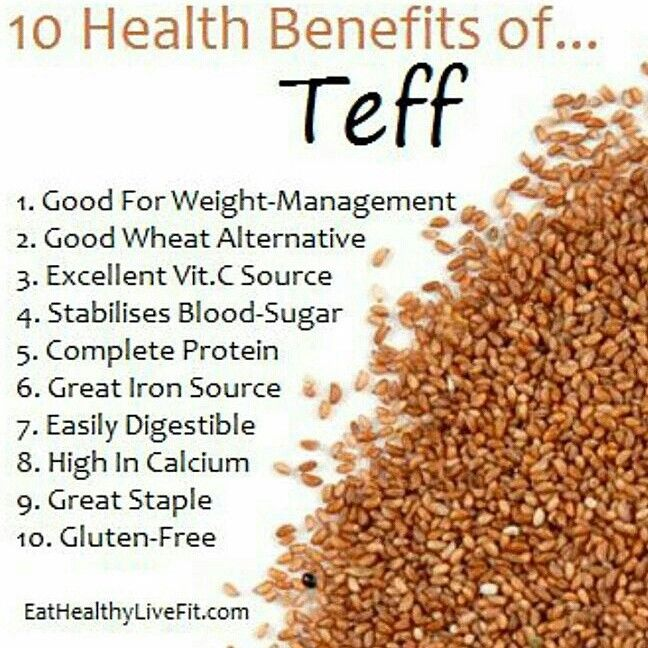 Many more reasons why to add Teff into your diet. Thanks @quanab_holistic nutrition #teff #Lydiateff #fitness #vegan #vegetarian #superfood #ancientgrain #ethiopian