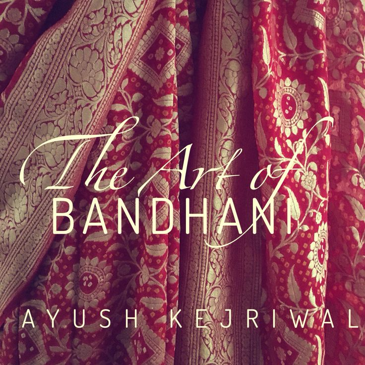 Benarsi Bandhani Saris by Ayush Kejriwal or purchases email me at designerayushkejriwal@hotmail.com or what's app me on 00447840384707 We ship WORLDWIDE. Instagram - designerayushkejriwal