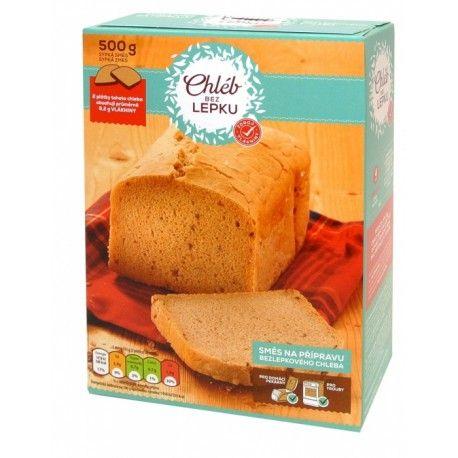 Hotová směs na bezlepkový chleba SEMIX aff#
