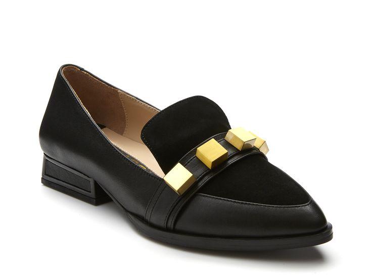Kat Maconie - Shay in black and gold http://www.hugosheppard.com.au