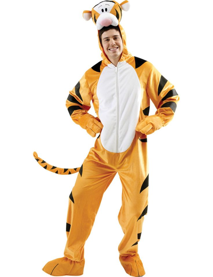 adult disney tigger costume - Tiger For Halloween