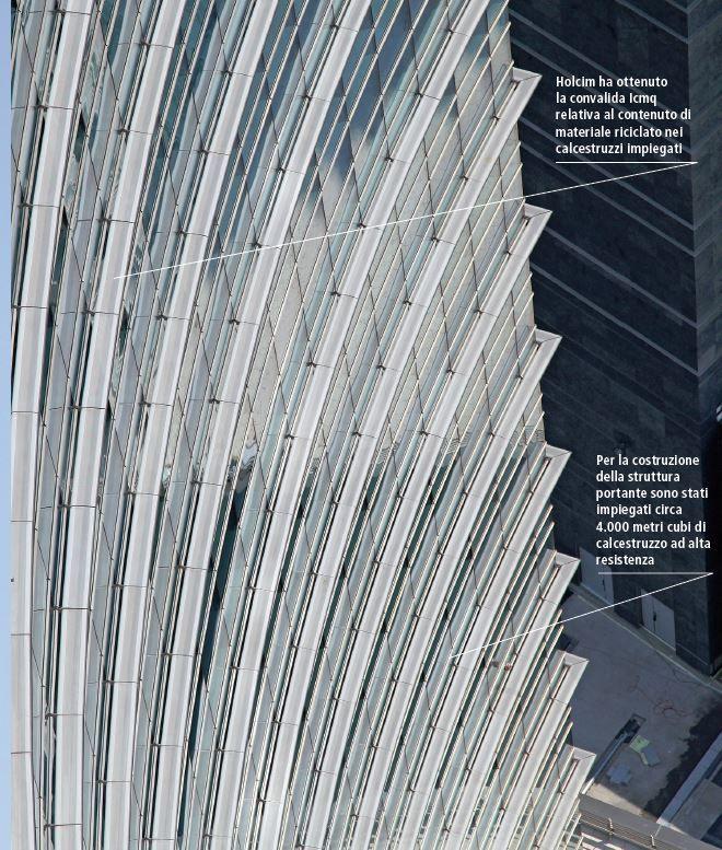 Al vertice della sostenibilità con l'Unicredit Tower di Pelli   Progettare  FOTO CON DIDASCALIE E ARTICOLO (DA PROGETTARE)