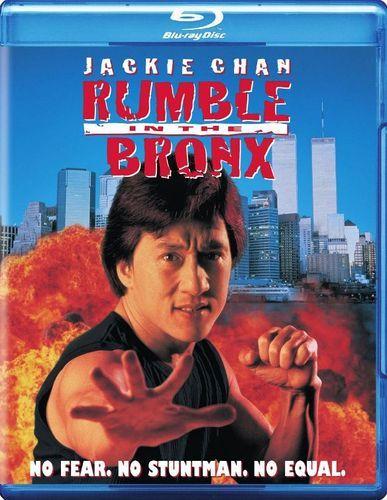 Rumble in the Bronx [Blu-ray] [1995]